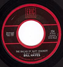 The Ballad of Davy Crockett / Since I Fell for You