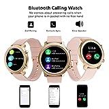 Zoom IMG-1 smartwatch donna orologio ricevere chiamata