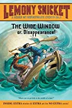 A Series of Unfortunate Events #3( The Wide Window( Or Disappearance!)[SUE #03 SUE #3 THE WIDE WINDOW][Paperback]