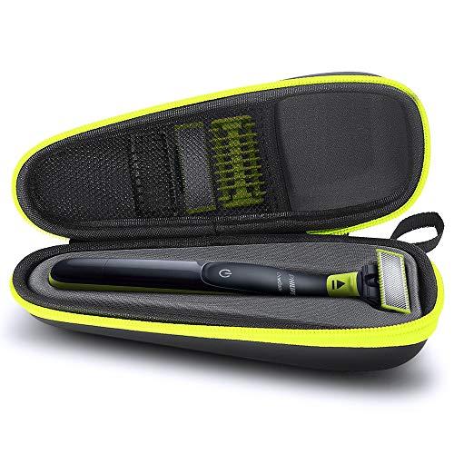 Hart Reise Etui Tragen Tasche für OneBlade, EVA Schutz Hülle für Norelco One Blade QP2520 QP2630 QP2530 Rasierer Bartschneider
