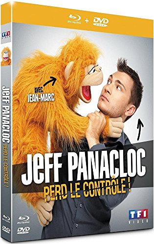 Jeff Panacloc perd Le contrôle [Combo Blu-Ray + DVD]