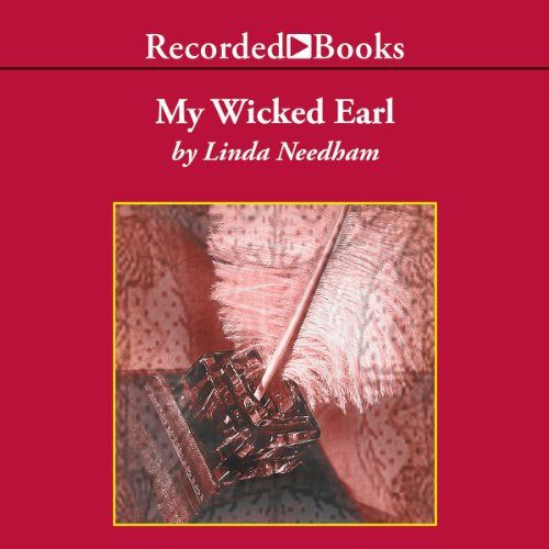 My Wicked Earl  audiobook cover art