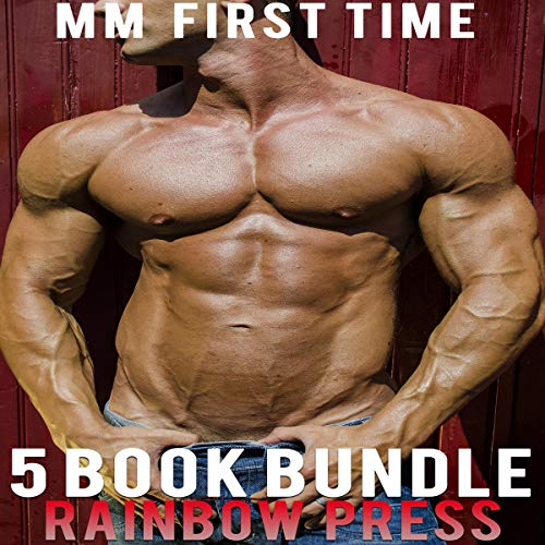 MM First Time 5 Book Bundle audiobook cover art