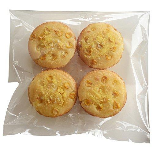 グルテンフリー 天然酵母 米粉パン コーン 4個セット gluten free bread