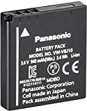 Panasonic VW-VBJ10 (VW-VBJ10PP1K) Rechargeable Lithium-Ion 940 mAh Battery Pack for Compatible Panasonic Camcorders