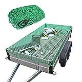 Oramics Anhängernetz Gepäcknetz für Anhänger - 2 x 3 Meter