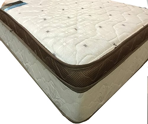Learn More About 8 Inch Euro Top Firm Mattress Double Side (KING)