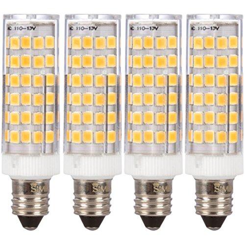 Simba Lighting LED E11 T4 Mini-Candelabra JD Light...