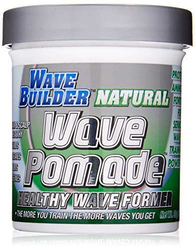 WaveBuilder Natural Wave Pomade | Healthy Hair & Scalp Formula...