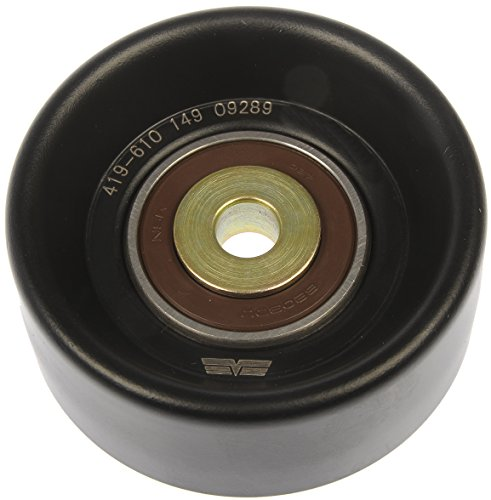 Dorman 419-610 Belt Tensioner Pulley , Black