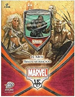 Marvel TCG: X-Men Vs. Brotherhood 2-Player Starter Set