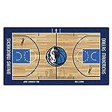 FanMATS NBA Dallas Mavericks - Corredor de la NBA de Nailon, Talla pequeña