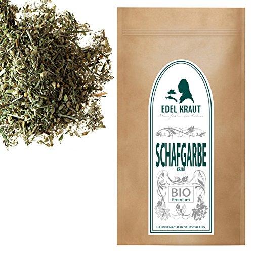 EDEL KRAUT | BIO SCHAFGARBE TEE Premium Schafgarbenkraut Tee - organic yarrow herb 100g