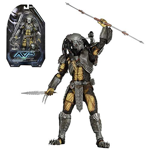 DT-Toys Predator 7' Scale Action Figure Series 14 Celtic Action Figure (2018)