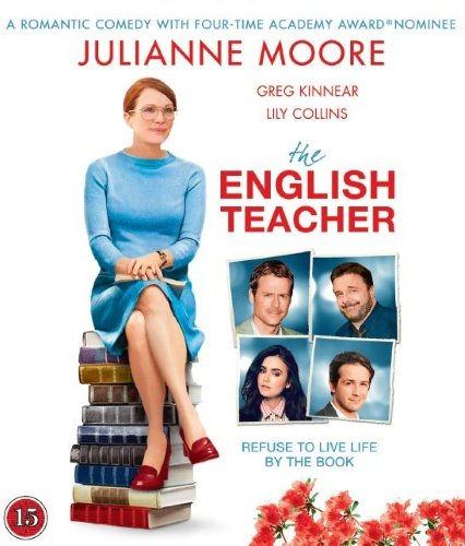 The English teacher (Blu-ray) Julianne Moore, Greg Kinnear, Lily Collins (Region B) 2013