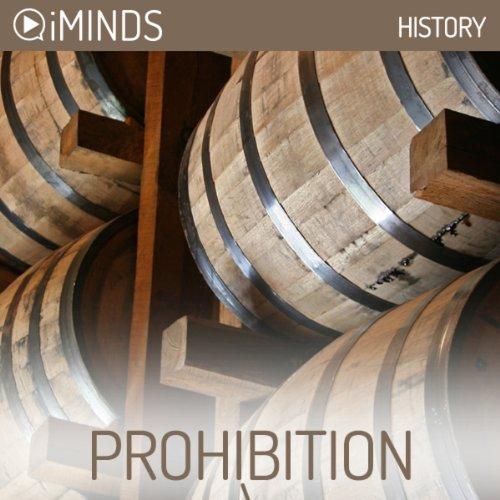 Prohibition audiobook cover art
