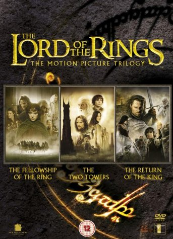 The Lord of the Rings Trilogy (Theatrical Edition Box Set) [DVD]