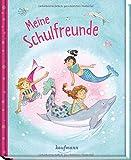 Meine Schulfreunde: Meerjungfrauen (Freundebuch für die Schule / Meine Schulfreunde für Mädchen...