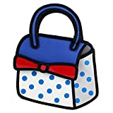 'Handtasche Manga Style Cartoon Bags