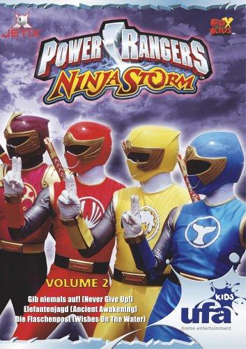 Power Rangers - Ninja Storm Vol. 2 (Episoden 05-07)