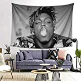 Mipruct Juice 999 Wrld Tapestry for Bedroom Living Room Decor Art Wall Hanging Tapestries