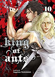 King of Ants Edition simple Tome 10