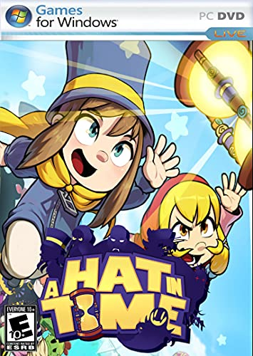 A_Hat_in_Time Pc Game