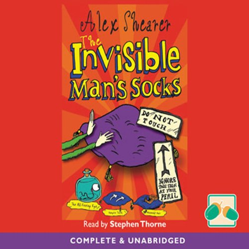 The Invisible Man's Socks audiobook cover art