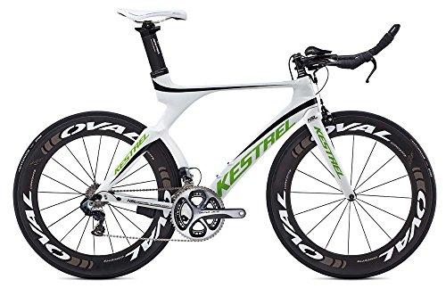 2013Kestrel 4000Ltd Shimano Dura Ace Di2650C 3035116347blanco 47cm para bicicleta
