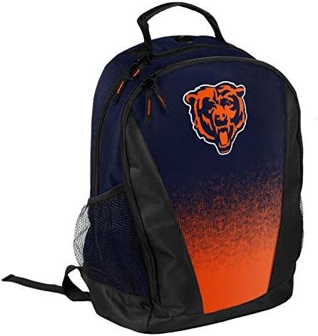 Regular Max 63% OFF dealer Chicago Bears NFL Backpack Gradient PRIMETIME