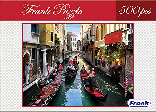 Frank - 33911 Venice Puzzle For 10 Year Old Kids And Above