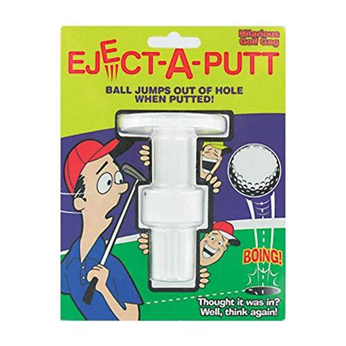 Eject-a-Putt Golf Prank