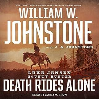 Death Rides Alone cover art