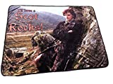 Surreal Entertainment Outlander Scot on The Rocks Throw Standand