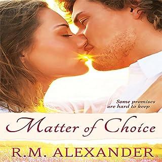 Matter of Choice audiobook cover art