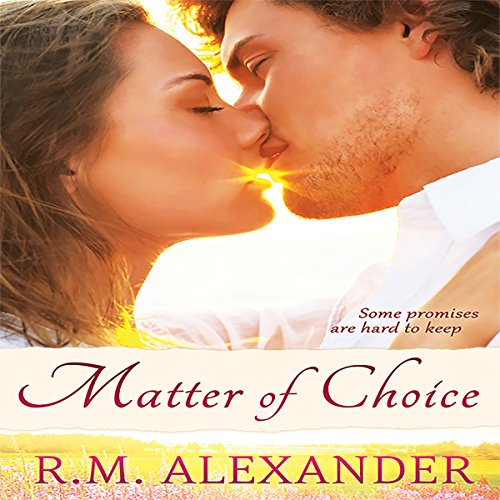 Matter of Choice audiobook cover art