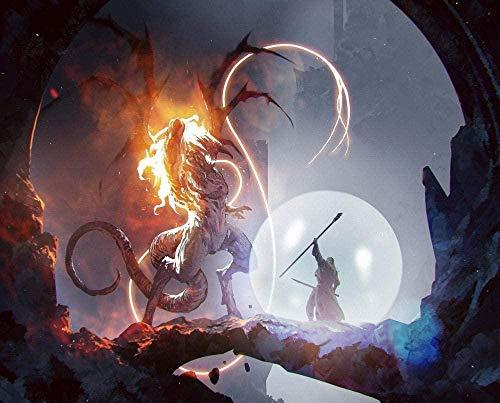 póster el señor de los anillos de la marca AZSUU