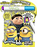 Despicable Me Minions Rise of Gru 24-Page Imagine Ink with Mess Free Marker 47649