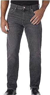 Calvin Klein Men's Straight Jeans (Claree Grey, 40x32)