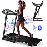 Best Home Treadmills - LAUFHOME Folding Treadmill for Home, Motorized Jogging Running Review