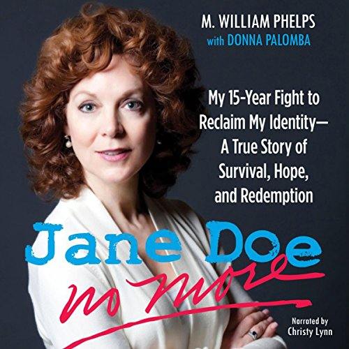 Jane Doe No More: My 15-Year Fight to Reclaim My Identity Titelbild
