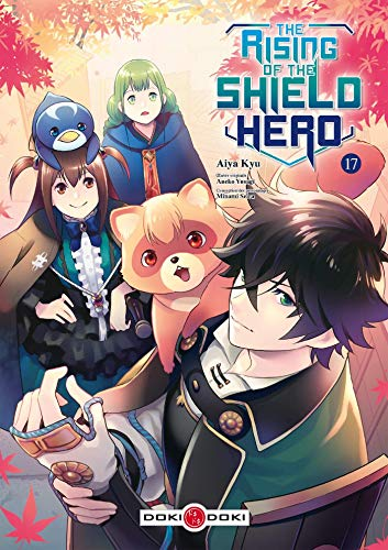 The Rising of the Shield Hero Edition simple Tome 17