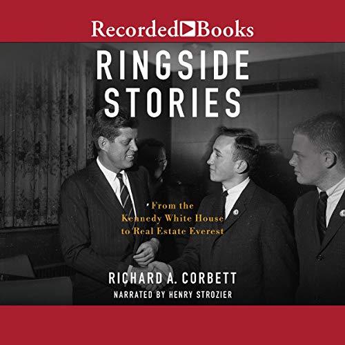 Ringside Stories cover art