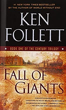 Fall Of Giants (Turtleback School & Library Binding Edition) (Century Trilogy) by Ken Follett(2012-09-04)