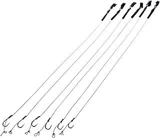 Téflon Chod Crochets Tailles 6 /& 8 Micro-Barbed sans Ardillon Carpe Lignes