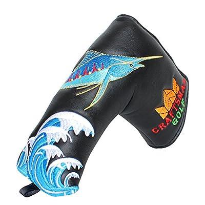 Craftsman Golf blau Fisch