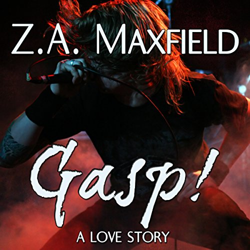 Gasp! audiobook cover art