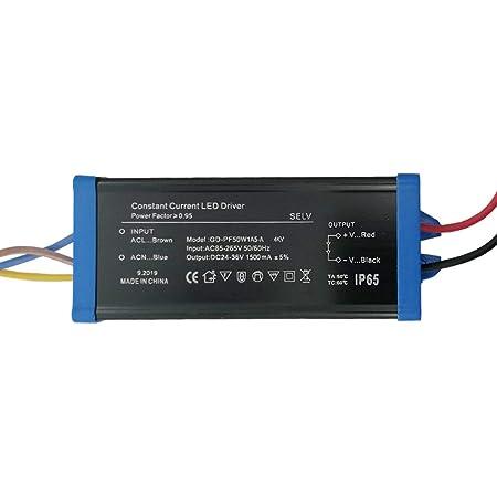 Shnitpwr Led Driver 36w Waterproof Ip67 12v 3a Power Supply Adapter Transformer Ac 110 260v To Dc 12 Volt 3 Amp 36 Watt Converter For Outdoor Led Lighting Led Strip Module Street Lights