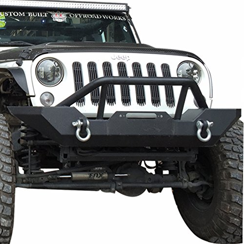 jeep bumper guard - 7
