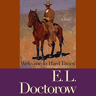 Welcome to Hard Times audiobook cover art
